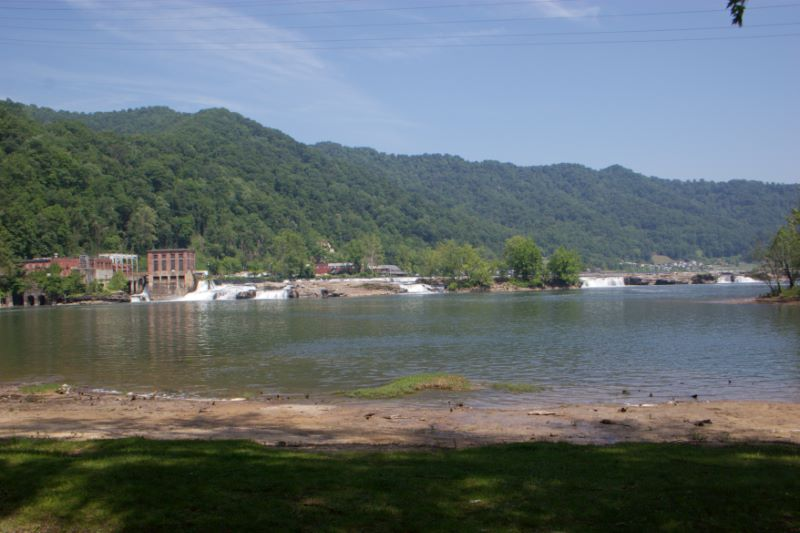 Picture of Kanawha Falls
